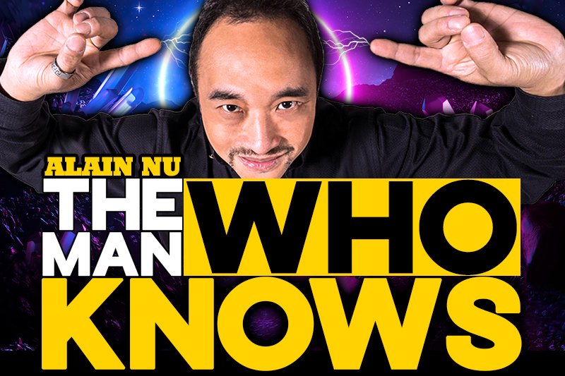 Alain Nu: The Man Who Knows - Mind Reading Mentalist
